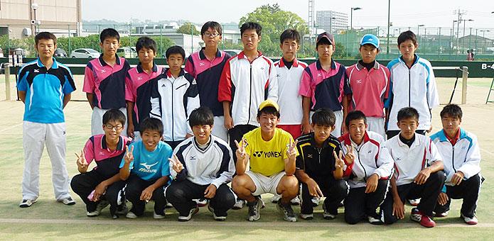ソフトテニス | 鹿児島県立